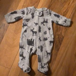 Newborn Footie Pajamas